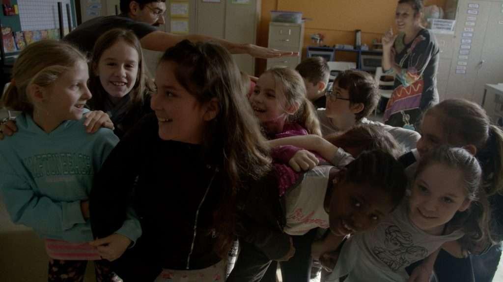 S'envoler dansé par les enfants
